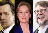 Gary Oldman Meryl Streep Guillermo del Toro