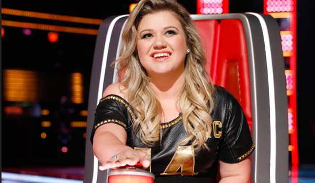 Which of 3 artists on Team Kelly Clarkson could win 'The Voice' 14