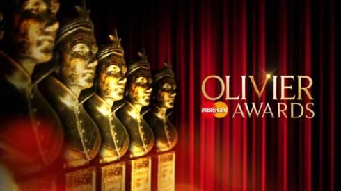 Olivier Awards logo
