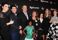 'Roseanne' TV show premiere