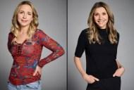 Roseanne Revival Season 10 Two Beckys Lecy Goranson Sarah Chalke
