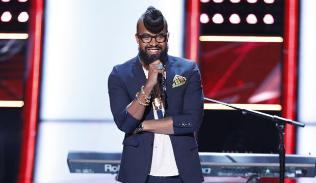 Terrence Cunningham was robbed of place in Top 12 of 'The Voice