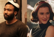 Donald Glover, Atlanta; Rachel Brosnahan, The Marvelous Mrs. Maisel