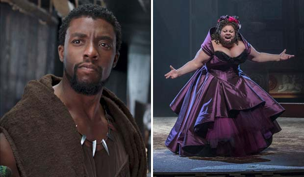 Black Panther and The Greatest Showman