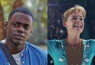 Daniel Kaluuya, Get Out; Margot Robbie, I, Tonya