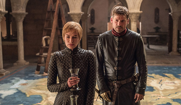 Lena Headey and Nikolaj Coster-Waldau, Game of Thrones