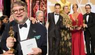 Guillermo Del Toro and Oscars 2018 acting winners