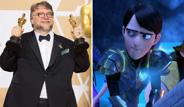 Guillermo Del Toro Trollhunters