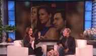 Jennifer Garner and Ellen DeGeneres, Ellen DeGeneres Show
