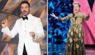 Jimmy Kimmel and Frances McDormand Oscars 2018