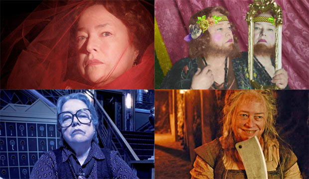 Kathy Bates returns to 'American Horror Story': Scariest