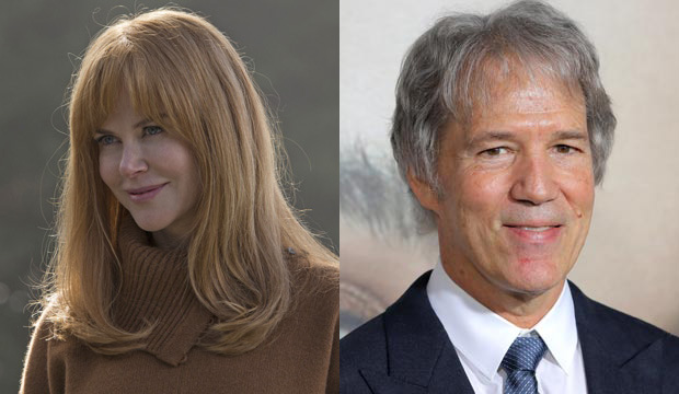 Nicole Kidman, Big Little Lies; David E. Kelley