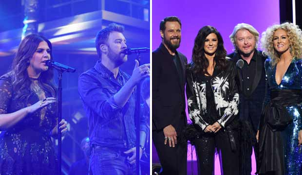 Lady Antebellum and Little Big Town