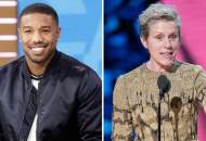 Michael B. Jordan and Frances McDormand