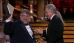 Guillermo del Toro and Warren Beatty