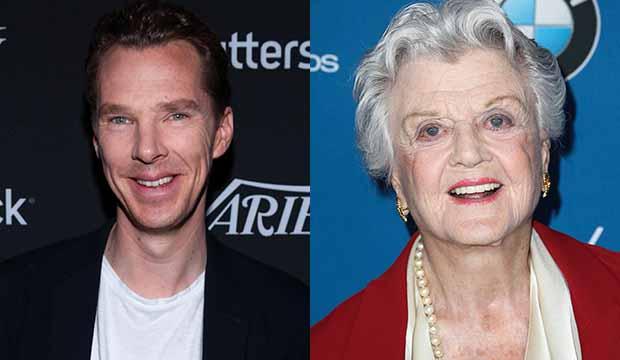 Benedict Cumberbatch Angela Lansbury PBS Masterpiece