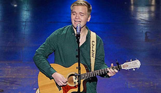 Caleb Hutchinson American Idol Season 16 Top 14