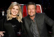 Kelly Clarkson Blake Shelton The Voice