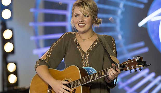 Maddie Poppe American Idol Season 16 Top 14