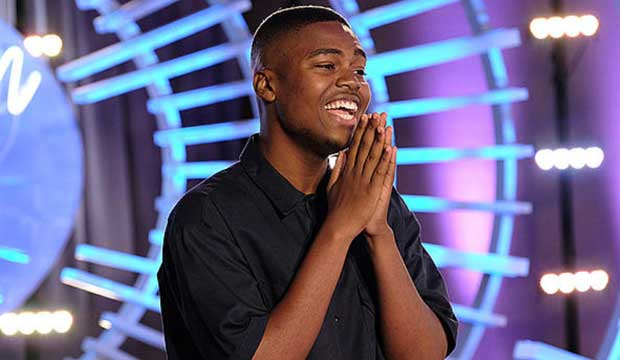 Michael J. Woodard American Idol Season 16 Top 14