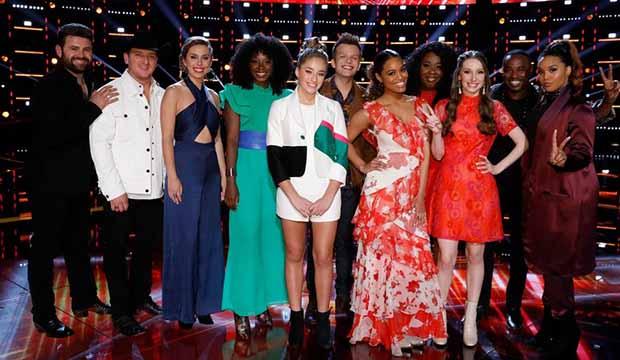 The Voice Top 11 Season 14