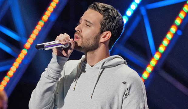 bb1fcba19a3  American Idol   Trevor Holmes forgives Katy Perry for his elimination -  GoldDerby