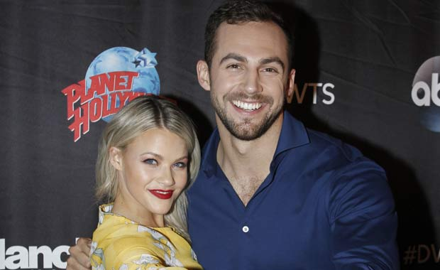 Chris Mazdzer, Dancing with the Stars Athletes