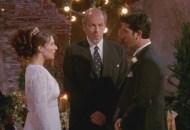 friends ross emily wedding