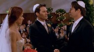 will and grace leo wedding debra messing eric mccormack