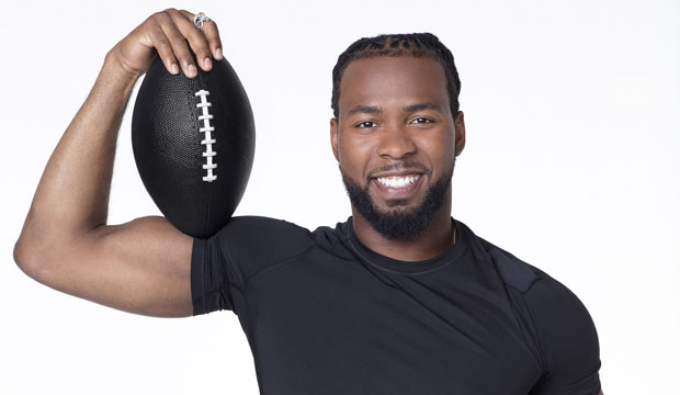 Josh Norman Dancing with the Stars