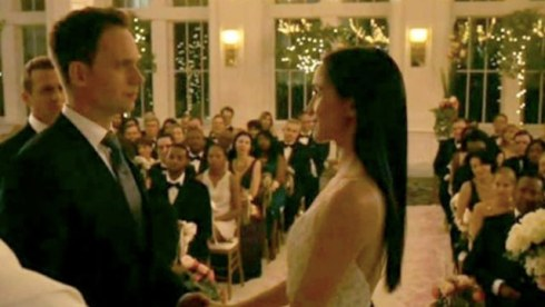 "Meghan Markle gets married on ""Suits"" Top 20 Television Weddings"