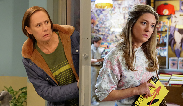 Laurie Metcalf Vs Daughter Zoe Perry At Emmys Goldderby