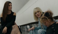 Sandra Bullock, Cate Blanchett and Helena Bonham Carter, Ocean's 8
