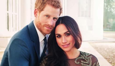 prince harry meghan markle wedding