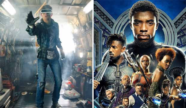 Ready Player One and Black Panther