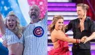 Lindsay Arnold and David Ross; Shawn Johnson and Derek Hough, Dancing with the Stars