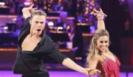 Derek Hough and Shawn Johnson, Dancing with the Stars