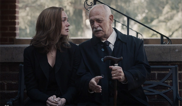 Mandy Moore and Gerald McRaney, This Is Us