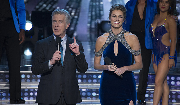 Tom Bergeron and Erin Andrews, Dancing with the Stars