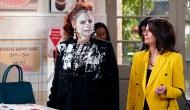 Debra Messing and Megan Mullally, Will & Grace