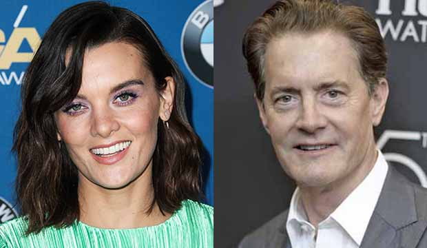 Frankie Shaw Kyle MacLachlan Showtime Emmys