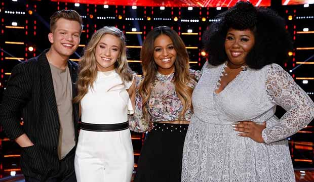 The Voice Final 4 Season 14