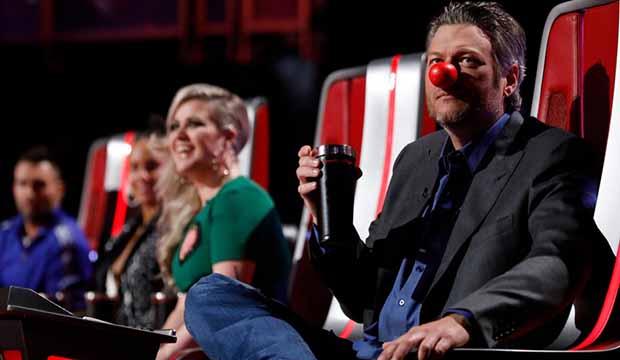 The Voice Top 10 Season 14 Coaches