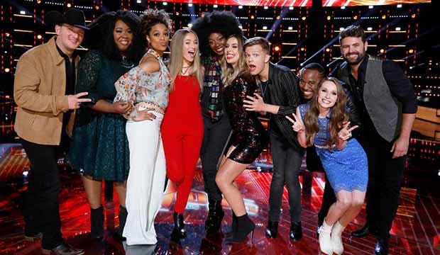 The Voice Top 10 Season 14