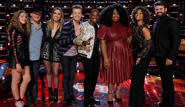 The Voice Top 8 Season 14