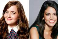 Aidy Bryant and Cecily Strong SNL