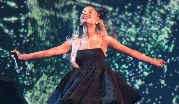 Ariana Grande billboard music awards 2018