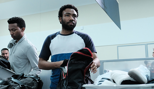 RJ Walker and Donald Glover, Atlanta