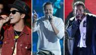Bruno Mars Imagine Dragons and Kendrick Lamar