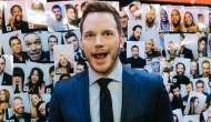 Chris Pratt The Late Late Show